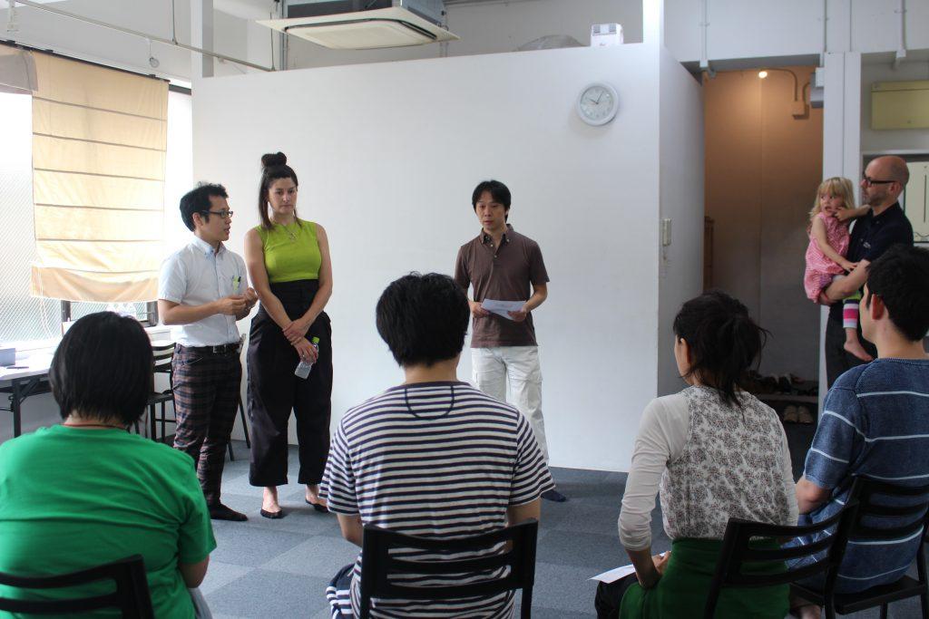 日本の演劇教育を変革する!