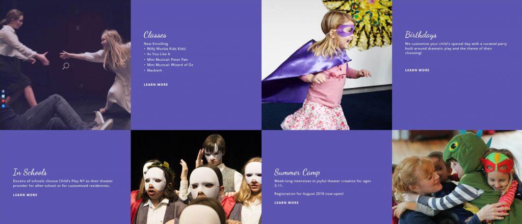 演劇教育カリキュラム ニューヨーク