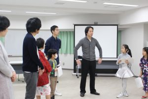 文京区の小学生