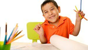 子どもたちの創造性を伸ばす