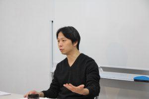 日本グローバル演劇教育協会 代表理事 別役慎司