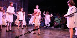 演劇教育の試み プロジェクト型教育