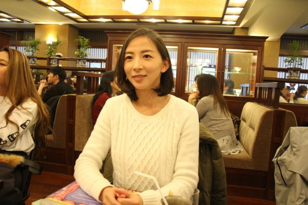 シンガポールの演劇教育家としてデビューした由佳さん