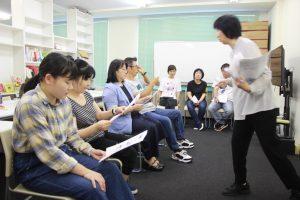シアターゲームティーチャー養成講座