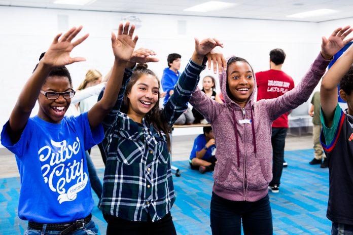アメリカのロサンゼルスの演劇教育