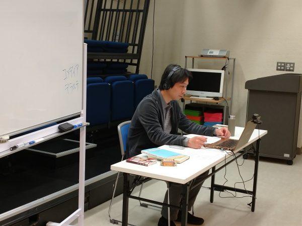 オンライン演劇教育入門講座