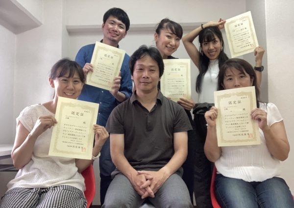 大阪でのシアターゲームティーチャー養成講座