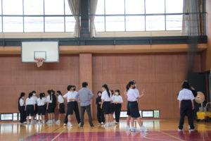 中学校 シアターゲーム